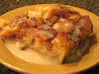 irish-bread-pudding-with-whiskey-caramel-sauce